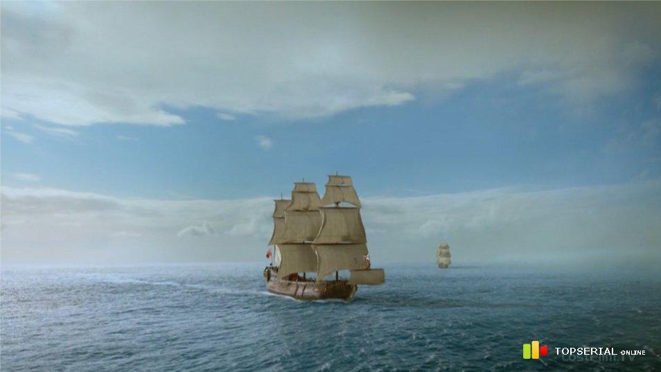 Черные паруса 1 сезон 1 - 10 серия смотреть онлайн в HD 720