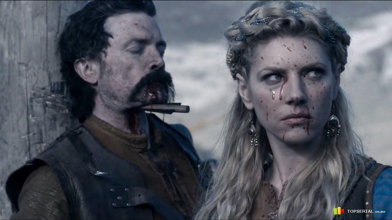 Сериал Викинги все серии 1 сезона онлайн