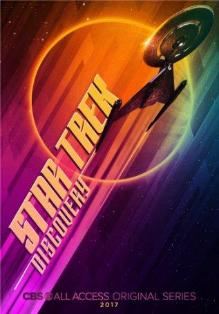 Звездный путь: Дискавери 1 Сезон (2017)